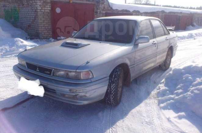 Mitsubishi Eterna, 1990 год, 500 000 руб.