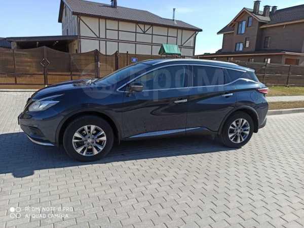 Nissan Murano, 2017 год, 1 800 000 руб.