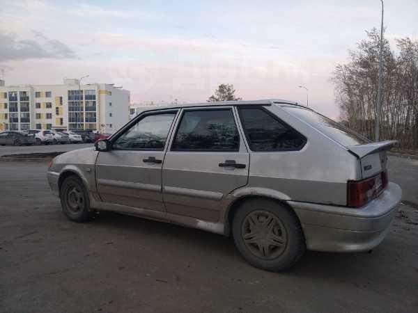 Лада 2114 Самара, 2004 год, 58 000 руб.