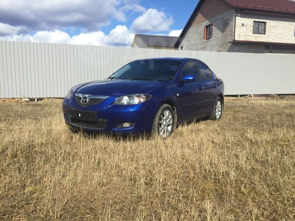Mazda Mazda3, 2007 год, 365 000 руб.