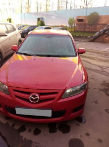 Москва Mazda6 2006