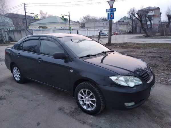 BYD F3, 2011 год, 180 000 руб.