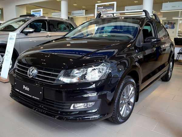Volkswagen Polo, 2020 год, 957 407 руб.