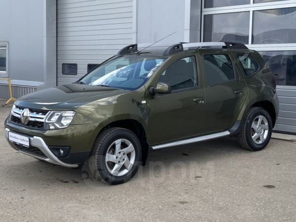 Renault Duster, 2016 год, 735 000 руб.