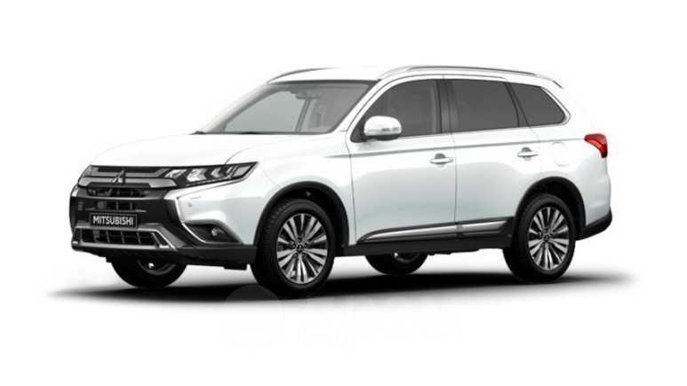 Mitsubishi Outlander, 2020 год, 2 165 500 руб.