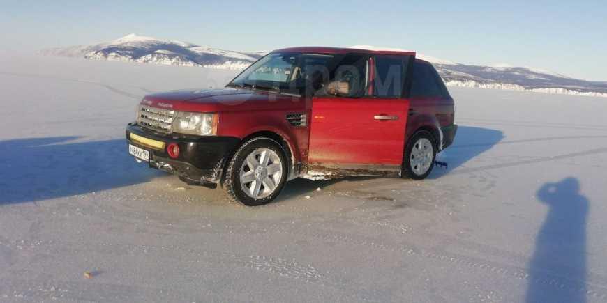 Land Rover Range Rover Sport, 2008 год, 880 000 руб.