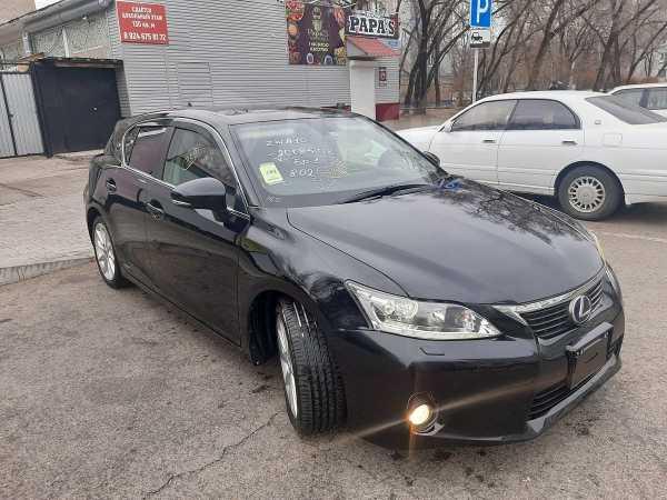 Lexus CT200h, 2011 год, 1 035 000 руб.
