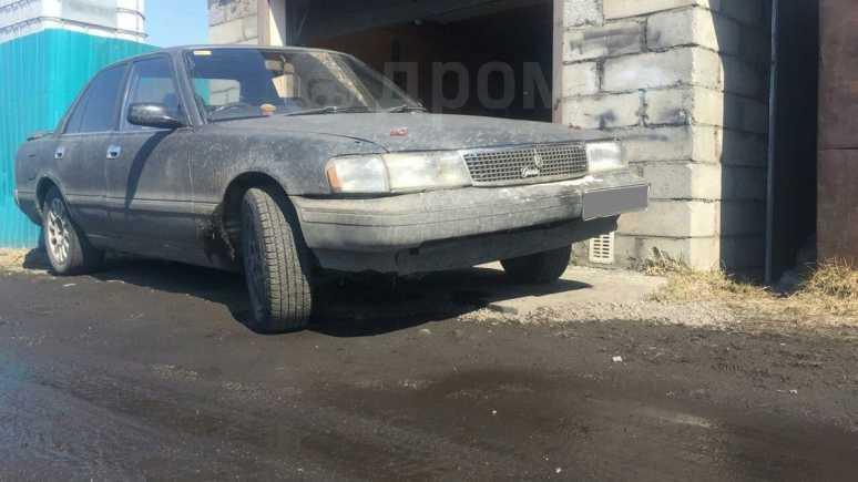 Toyota Mark II, 1989 год, 85 000 руб.