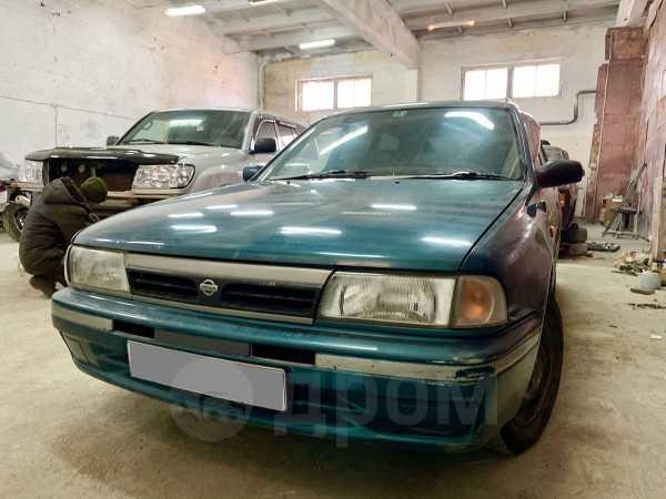 Nissan AD, 1991 год, 120 000 руб.