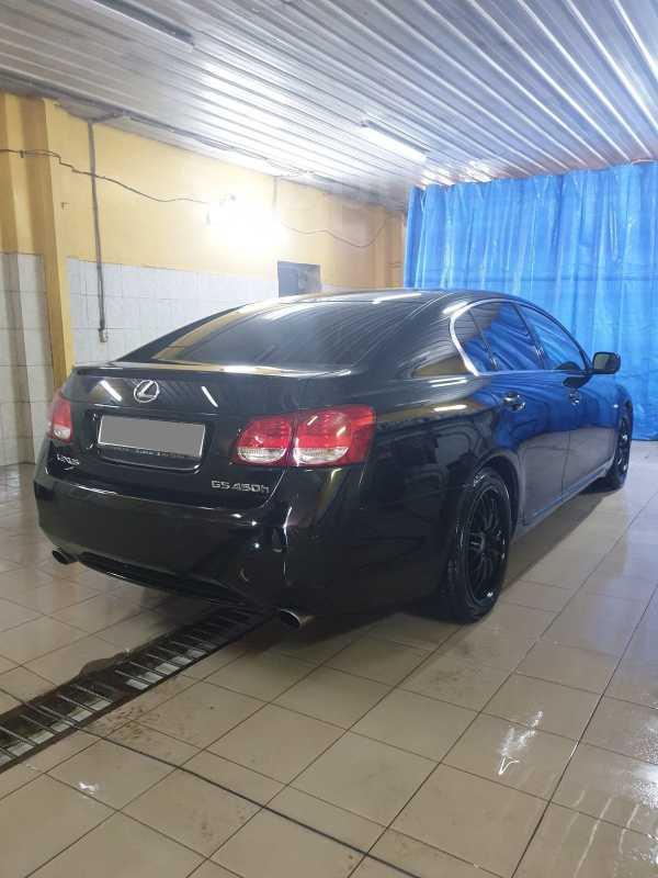 Lexus GS450h, 2007 год, 865 000 руб.