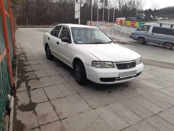 Nissan Sunny, 2002 год, 150 000 руб.