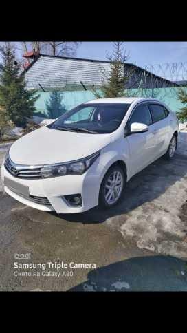 Кемерово Corolla 2013
