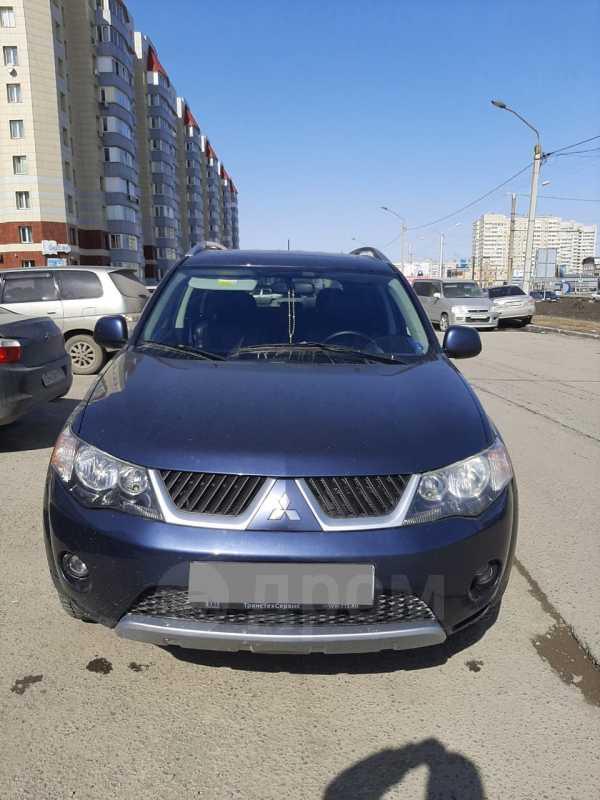 Mitsubishi Outlander, 2007 год, 715 000 руб.
