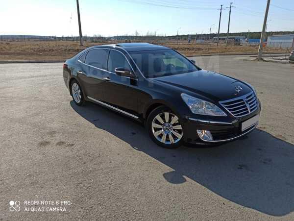 Hyundai Equus, 2011 год, 1 230 000 руб.