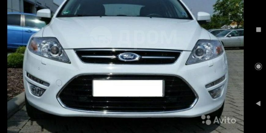 Ford Mondeo, 2012 год, 645 000 руб.