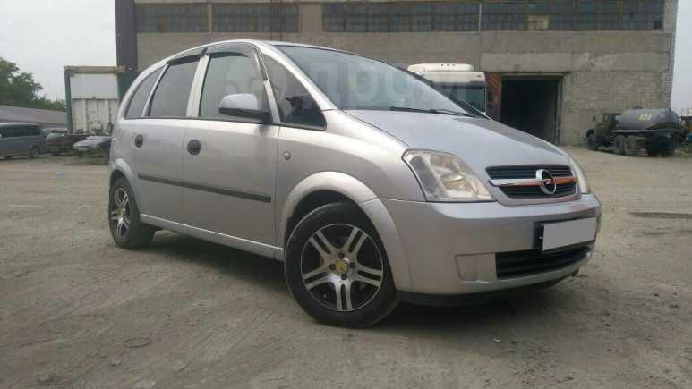 Opel Meriva, 2004 год, 235 000 руб.