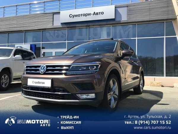 Volkswagen Tiguan, 2017 год, 2 050 000 руб.
