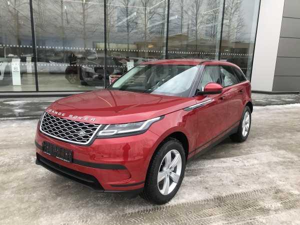 Land Rover Range Rover Velar, 2020 год, 4 924 600 руб.