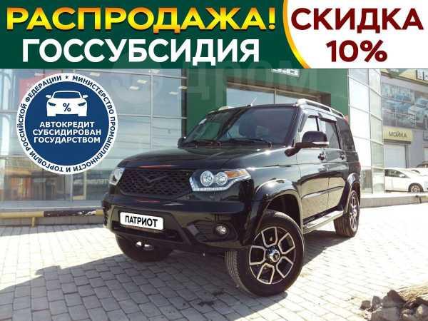 УАЗ Патриот, 2020 год, 1 306 000 руб.