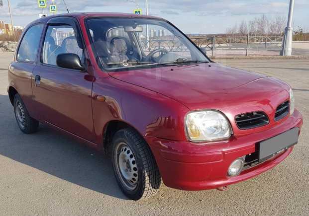 Nissan Micra, 2000 год, 129 000 руб.