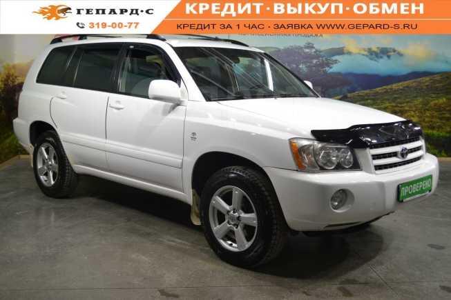 Toyota Highlander, 2003 год, 649 000 руб.