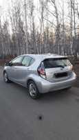 Toyota Prius C, 2016 год, 980 000 руб.