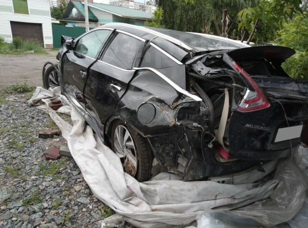 Nissan Murano, 2018 год, 550 000 руб.