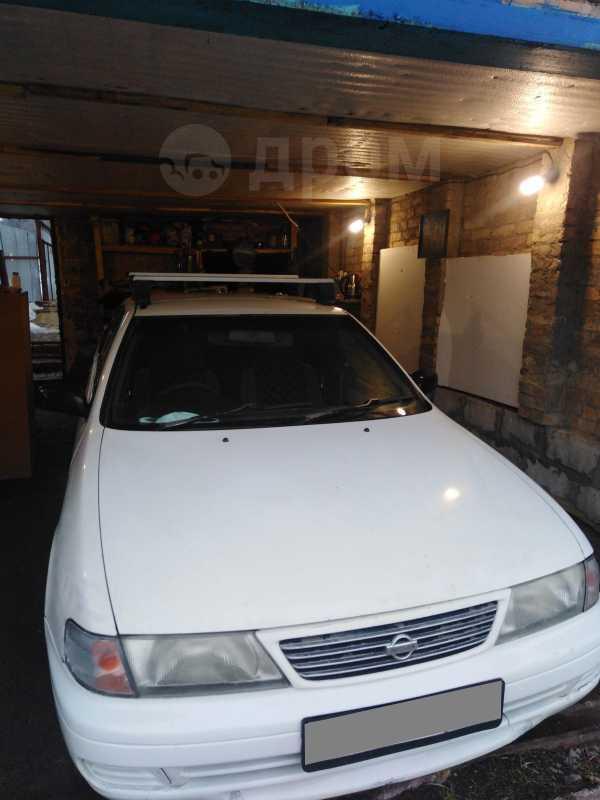 Nissan Sunny, 1997 год, 77 000 руб.