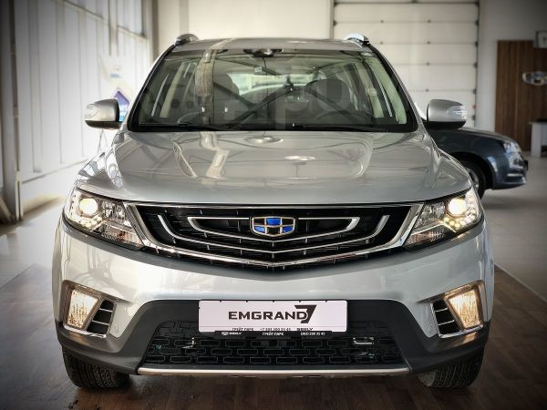 Geely Emgrand X7, 2019 год, 1 144 990 руб.