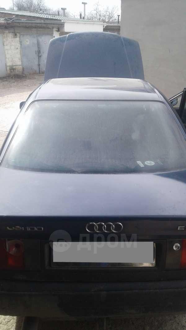 Audi 100, 1991 год, 39 999 руб.
