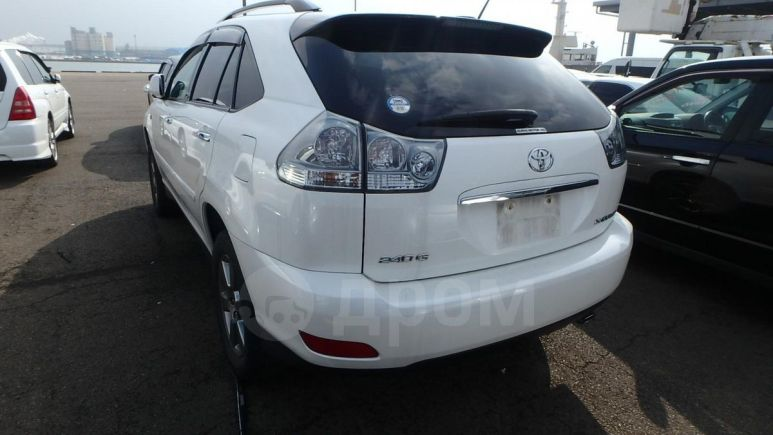 Toyota Harrier, 2008 год, 550 000 руб.