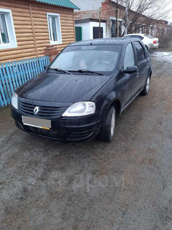 Renault Logan, 2010 год, 170 000 руб.