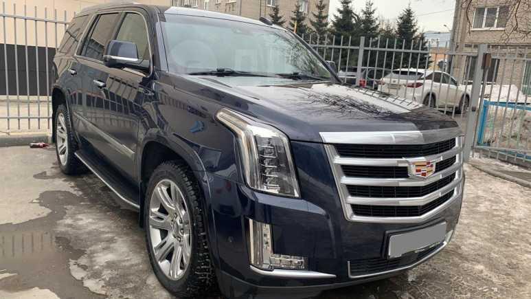 Cadillac Escalade, 2018 год, 4 950 000 руб.