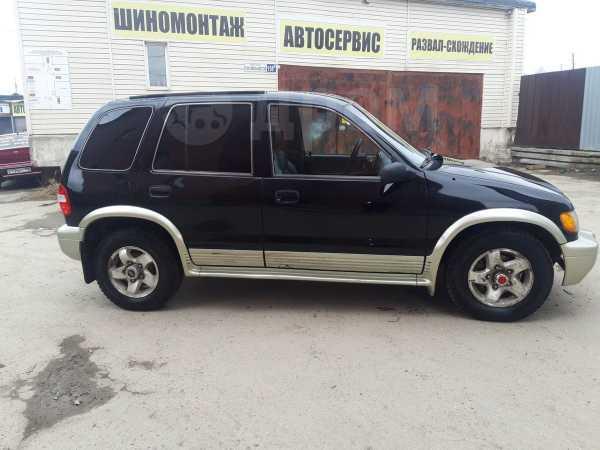 Kia Sportage, 2000 год, 230 000 руб.