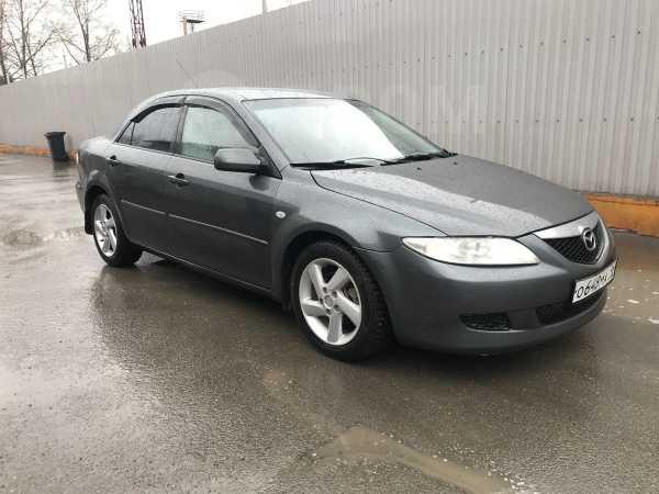Mazda Mazda6, 2004 год, 229 000 руб.