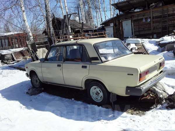 Лада 2107, 1991 год, 50 000 руб.