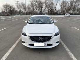 Саранск Mazda6 2015