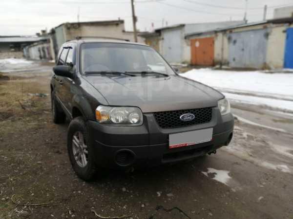 Ford Escape, 2006 год, 400 000 руб.