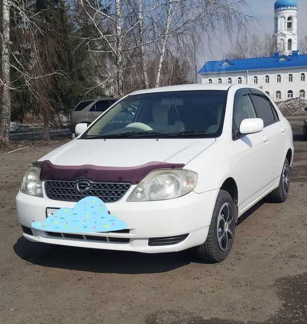 Toyota Corolla, 2001 год, 360 000 руб.