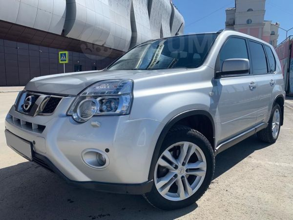 Nissan X-Trail, 2014 год, 895 000 руб.