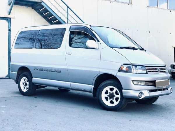 Toyota Hiace Regius, 1998 год, 415 000 руб.