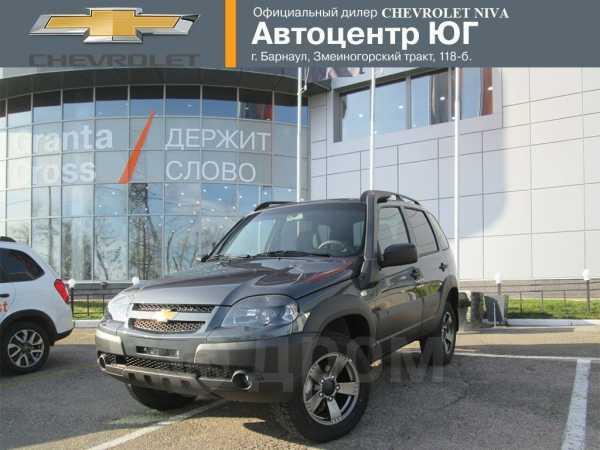 Chevrolet Niva, 2020 год, 812 000 руб.