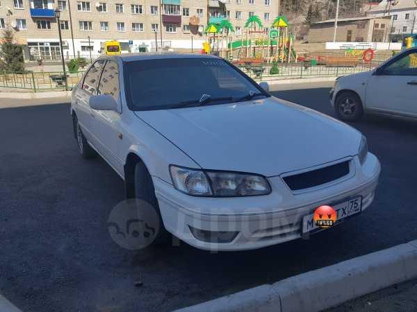Toyota Camry, 2001 год, 260 000 руб.