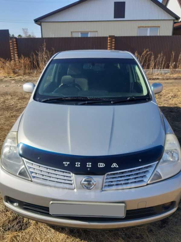 Nissan Tiida Latio, 2005 год, 250 000 руб.