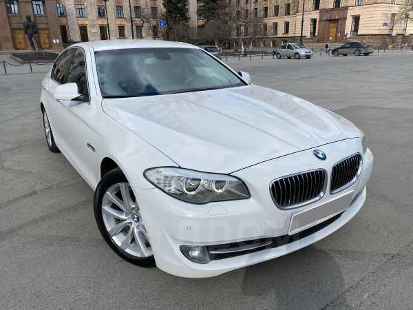 BMW 5-Series, 2012 год, 960 000 руб.