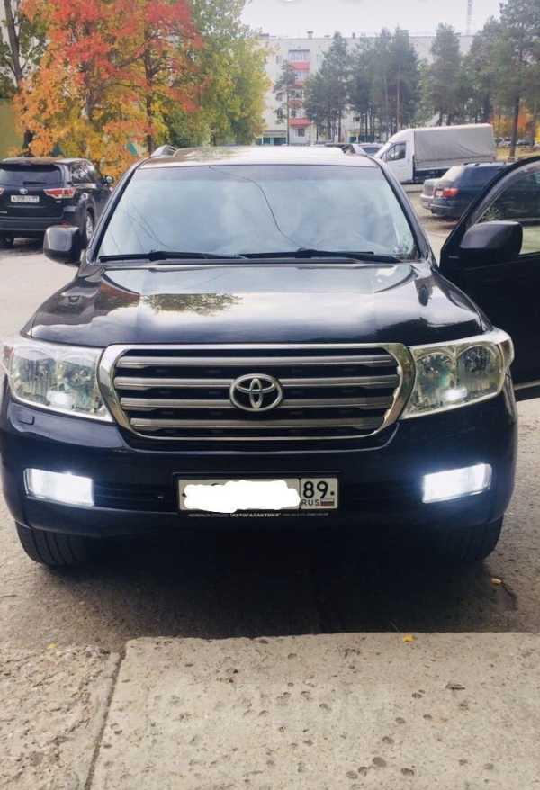 Toyota Land Cruiser, 2008 год, 1 770 000 руб.