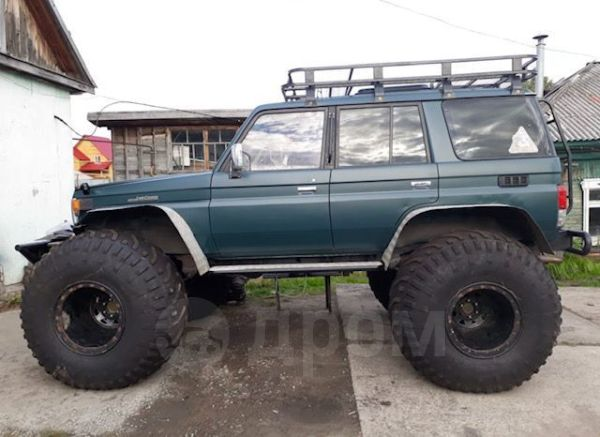 Toyota Land Cruiser, 1997 год, 2 700 000 руб.
