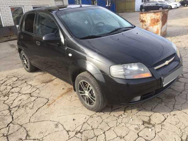 Chevrolet Aveo, 2008 год, 205 000 руб.