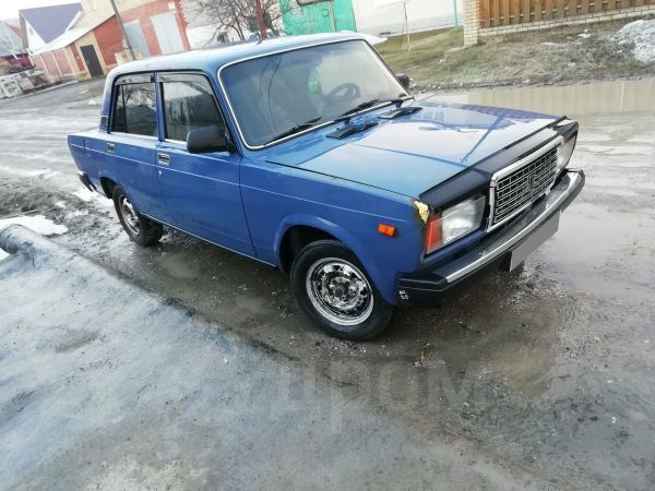 Лада 2107, 2006 год, 28 000 руб.