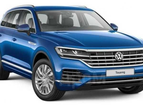 Volkswagen Touareg, 2019 год, 4 139 000 руб.